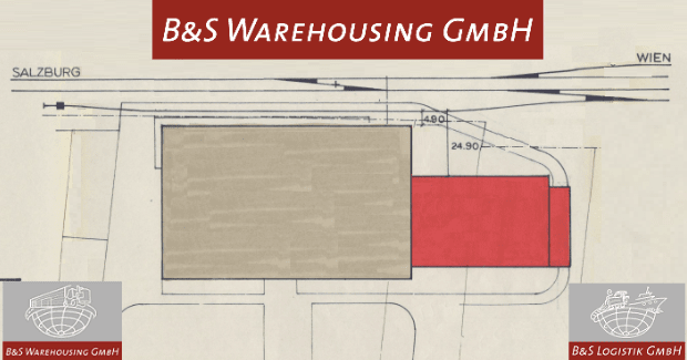 B&S Warehousing GmbH erweitert das Angebot der B&S Logistik Gruppe